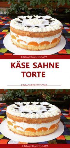 Käse Sahne Torte 😍 😍 😍 potato al horno asadas fritas recetas diet diet plan diet recipes recipes Easy Cake Recipes, Healthy Dessert Recipes, Cupcake Recipes, Cookie Recipes, Desserts, Cake Mix Cookies, Cupcakes, Lemon And Coconut Cake, Strawberry Recipes