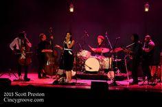 Photos – Rhiannon Giddens, 6/12/15, Taft Theatre, Cincinnati, OH