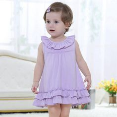 Cheap summer baby girl dress, Buy Quality baby girl dress directly from China dress fashion Suppliers: Summer Baby Girls Dress,Fashion Cotton Sleeveless Princess Dress, 3 Colors Kids Dresses,Children yrs) Frocks For Girls, Dresses Kids Girl, Kids Outfits, Flower Girl Dresses, Cheap Dresses, Summer Dresses, Kids Girls, Baby Girls, Summer Baby