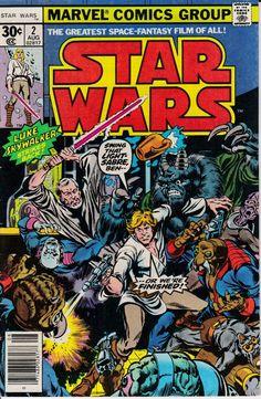 Monster Island News: Star Wars #2, September 1977 Issue - Marvel Comics...