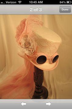 Pink steampunk