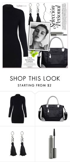 """""""Black Passion"""" by lucky-1990 ❤ liked on Polyvore featuring GE and MAC Cosmetics"""