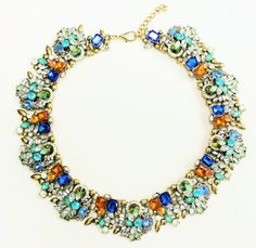 Zahara Statement Necklace