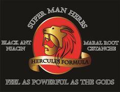 Formulas - Super Man Herbs