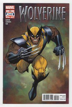 Wolverine #302 Regular Arthur Adams Cover (2012)