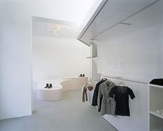 Acne store in Berlin by Pierre Jorge Gonzalez and Judith Haase _
