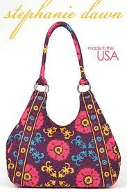 Check out our line of Stephanie Dawn handbags made in Van Wert, Ohio!