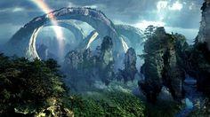 Pandora - Avatar Such a beautiful world.