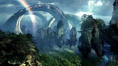 Pandora - Avatar Such a beautiful world.