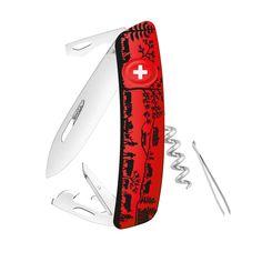 taschenmesser-d03-heimat-swiza Swiss Army Knife, Gadgets, Blade, Swiss Army Pocket Knife, Gadget