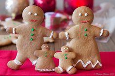 Madame Xícaras: Gingerbread Family