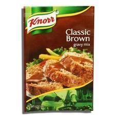 Knorr Gravy Mixclassic Brown (12x1.2oz)