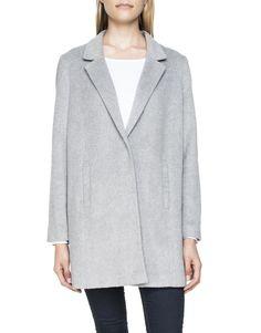 Soft Melton Coat