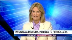 8/5/16 - Greta Dismantles Obama's Denial that Iran Payment Was Ransom: 'Of Course It Was'. . .  Greta Van Susteren took apart President Obama's claim that the $400 million payment was not ransom.