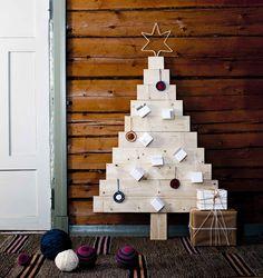 Tee itse joulukalenteri