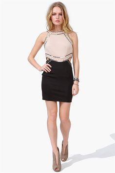 En Vogue Dress in Black