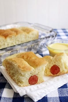 Wiener Bread - an easy one dish meal!