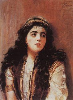 Portrait 103. Константин Егорович Маковский