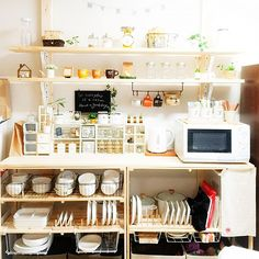 Ideas For Kitchen Organization Diy Apartments House Diy Kitchen, Kitchen Interior, Kitchen Decor, Cozinha Shabby Chic, Moving House, Room Decor Bedroom, Kitchen Organization, Home Kitchens, Decoration