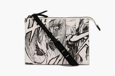 """Yoshiyasu Tamura x McQ by Alexander McQueen Fall/Winter 2014 """"Manga"""" Collection Manga Collection, Mcq Alexander Mcqueen, Youth Culture, Fall Winter 2014, Prints, Style, Swag, Outfits"""