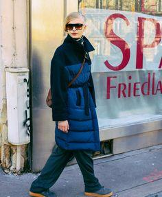 Frederikke Sofie with a Céline bag