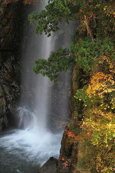 Falls, Mount Hakusan National Park, Ishikawa Prefecture, Japan