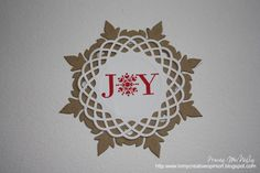 25 Days of Christmas Tags - Day 23 25 Days Of Christmas, Christmas Tag, Christmas Crafts, Paper Tags, Paint Chips, Gift Tags, Card Stock, Art Projects, Wraps