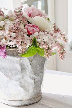 VIBEKE DESIGN: Ren blomster GLEDE!