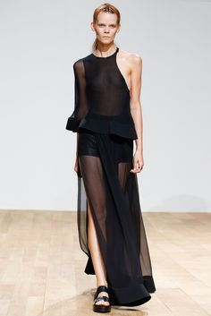 Esteban Cortazar Spring 2015 Ready-to-Wear - Collection - Gallery - Look 1 - Style.com