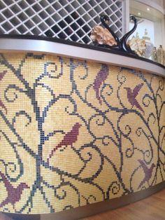 Topmozaiek van Ammore Mozaiek. Kijk op ammore.nl