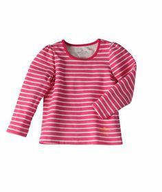 Toddler Girl Cutie Pie Striped Top   Hallmark Baby Clothes