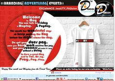 # Dercol # bRANDING # aDVERTISING # eVENTS HAPPY NEW MONTHS AND MAY DAY TO YOU OUR LOVELY CLIENTS, FRIENDS, PARTNERS,. ORDER FOR OUR NEW AFRICTEES in digital prints. MOTHERS day EDITION COMING soon remember to suprise your mom with a worderful tees on 10th May, 2015 ,mothers day. PLACE AN ORDER TODAY dercol.ddc@gmail.com en.gravatar.com/dercolddc May Days, New Month, Happy New, Digital Prints, Mothers, Advertising, Branding, Events, Mom