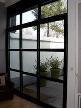 Baies vitrées coulissantes : fourniture, pose à Lille & Métropole Lilloise