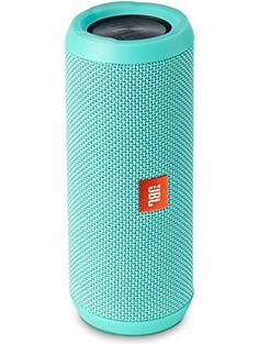 JBL Flip 3 Splashproof Portable Bluetooth Speaker (Teal) ❤ JBL