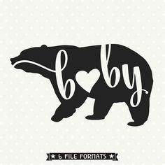 Free Svg Cut File Papa Bear Cut Files Diy Pinterest