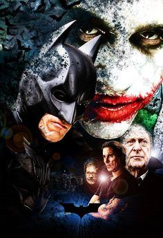The Dark Knight on Behance Batman Gotham Knight, The Dark Knight Trilogy, Knight Art, Batman The Dark Knight, Batman Vs, Batman Dark, Geeks, Batman Comic Wallpaper, Keaton Batman