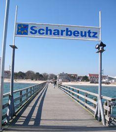 Scharbeutz on the Baltic Sea