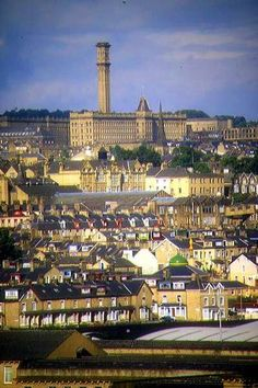 Bradford, West Yorkshire, England, UK. Where I was born and spent my early childhood. My maternal family all lived here.