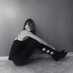 #SARKANY   Eugenia Suárez #Boots: Nova #AW17