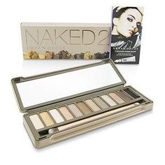 Now available in our store http://www.zapova.com/products/naked-2-eyeshadow-palette-12x-eyeshadow-1x-doubled-ended-shadow-blending-brush. Shop now  http://www.zapova.com/products/naked-2-eyeshadow-palette-12x-eyeshadow-1x-doubled-ended-shadow-blending-brush