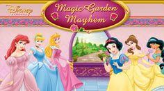 DISNEY Princess - Magic Garden Mayhem - SUBSCRIBE