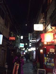 SHINJUKU golden town
