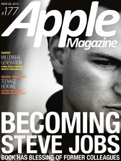 Apple Magazine becoming steve jobs Steve Jobs Book, Steve Jobs Apple, Radio Usa, Ham Radio, All About Steve, Job Pictures, Ronald Wayne, Steve Wozniak, Education Quotes