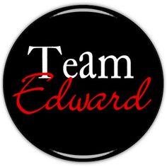 Team Edward  I was always team Edward