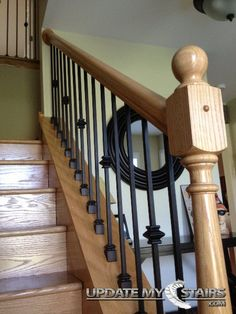 Iron Baluster's - Traditional Series