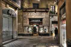 La farmacia Saguer, Girona