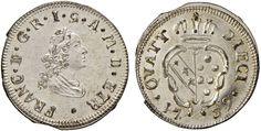 NumisBids: Nomisma Spa Auction 50, Lot 91 : FIRENZE Francesco II (1737-1765) Doppia crazia 1759 – MIR 366 MI (g...