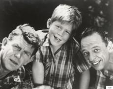 When you think about The Andy Griffith Show, you can't forget Barney and Opie.