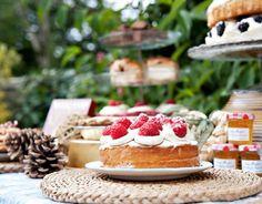 tartas para cumpleaños
