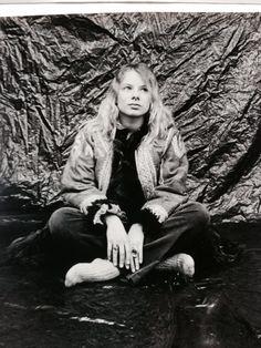 Hannah Ring, 64, Jystrup. Afganerpelsen.  Fotosession i 3.G hos en fotograf i Nykøbing Falster (1970).